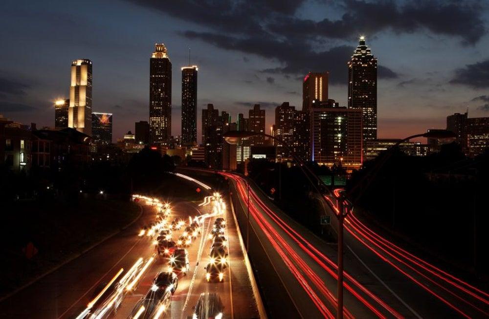 8. Atlanta, Ga.