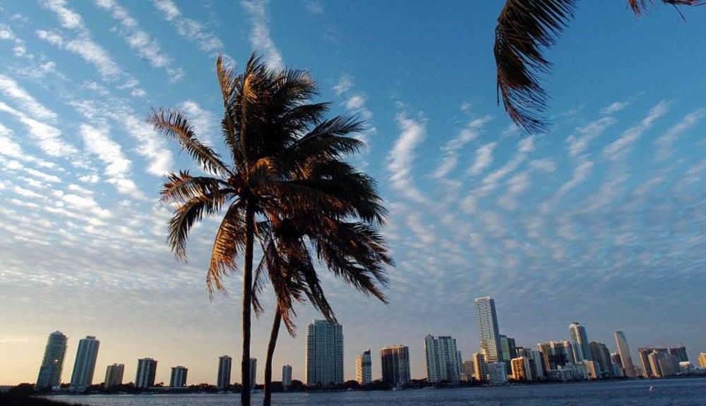 4. Miami, Fla.