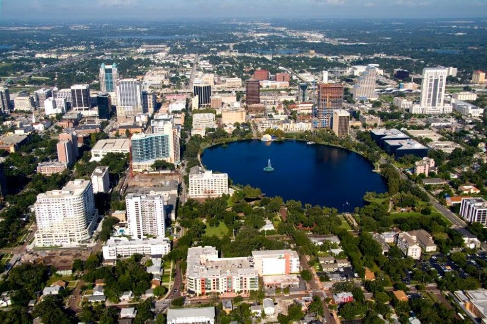 1. Orlando, Fla.