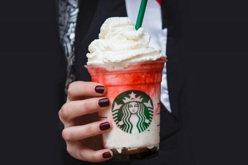Starbucks Frappula Frappuccino