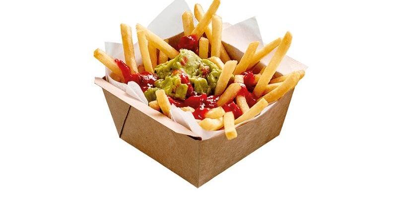 Guacamole and Salsa Loaded Fries, McDonald's, Australia