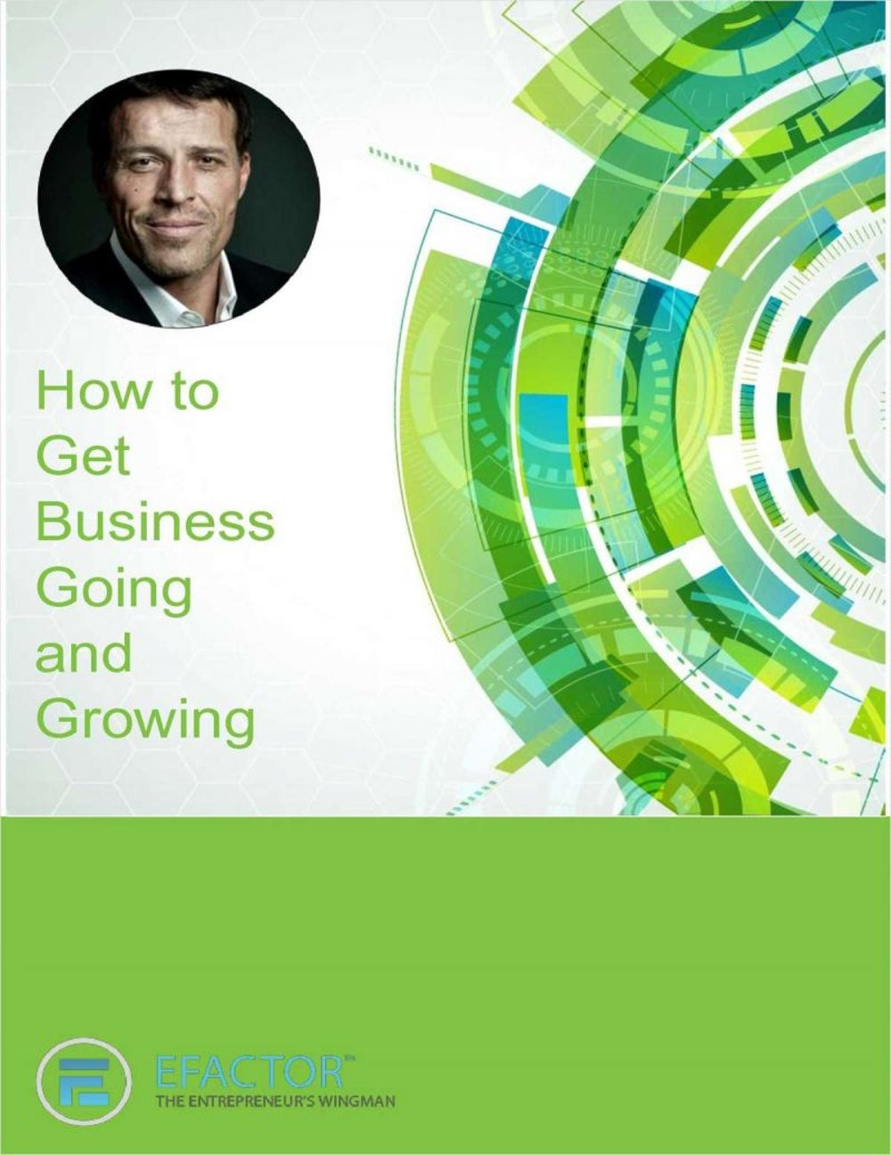 """How to Get Business Going and Growing – Tony Robbins Interviews Jay Abraham"""