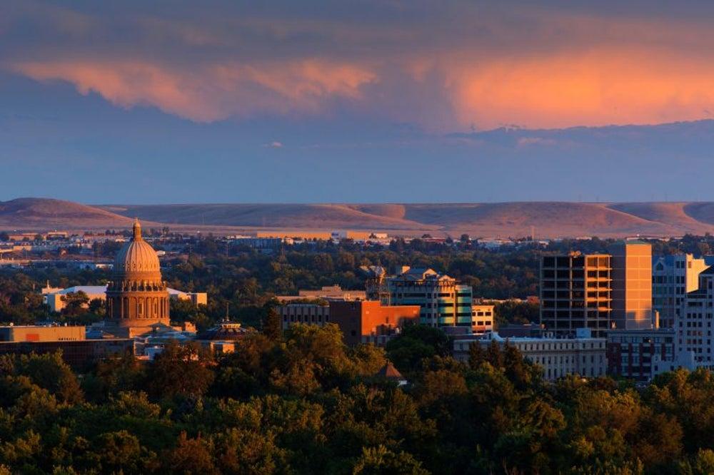 5. Idaho