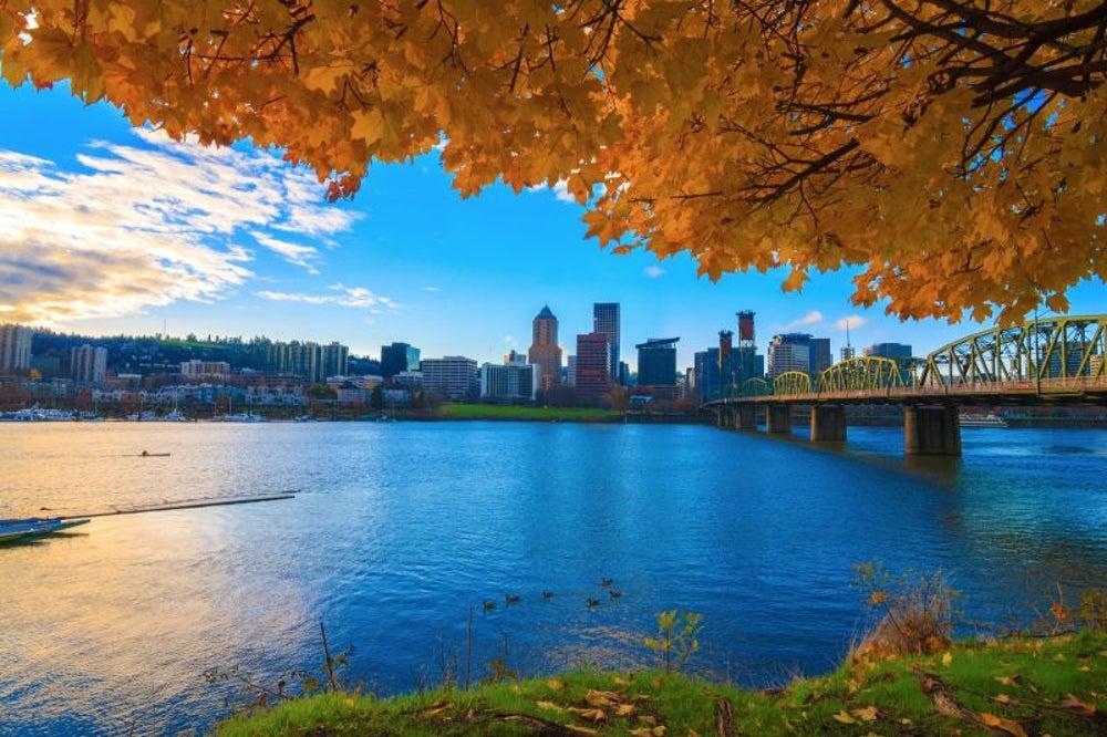 8. Oregon