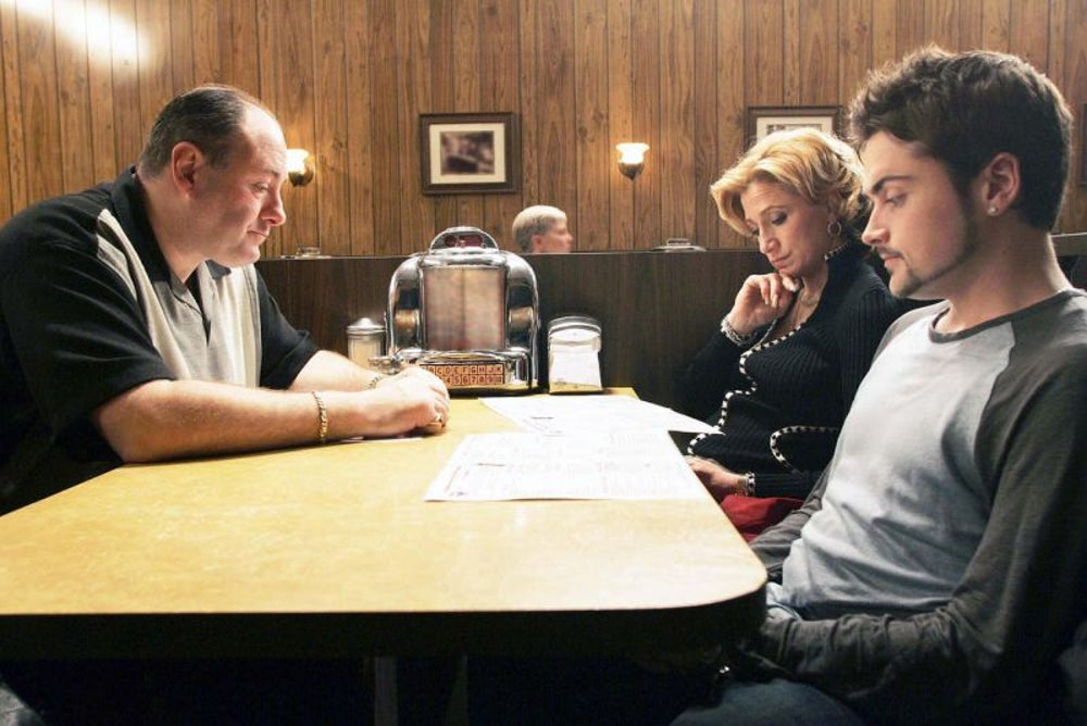 9. The Sopranos