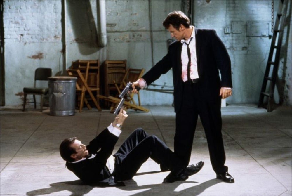 15. Reservoir Dogs