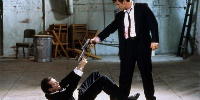 15. Reservoir Dogs