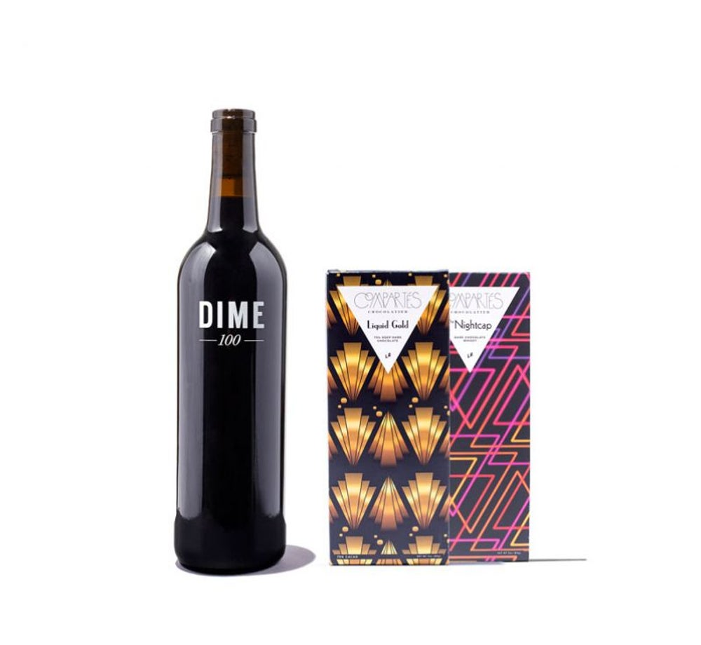 Wine and chocolate from Winc