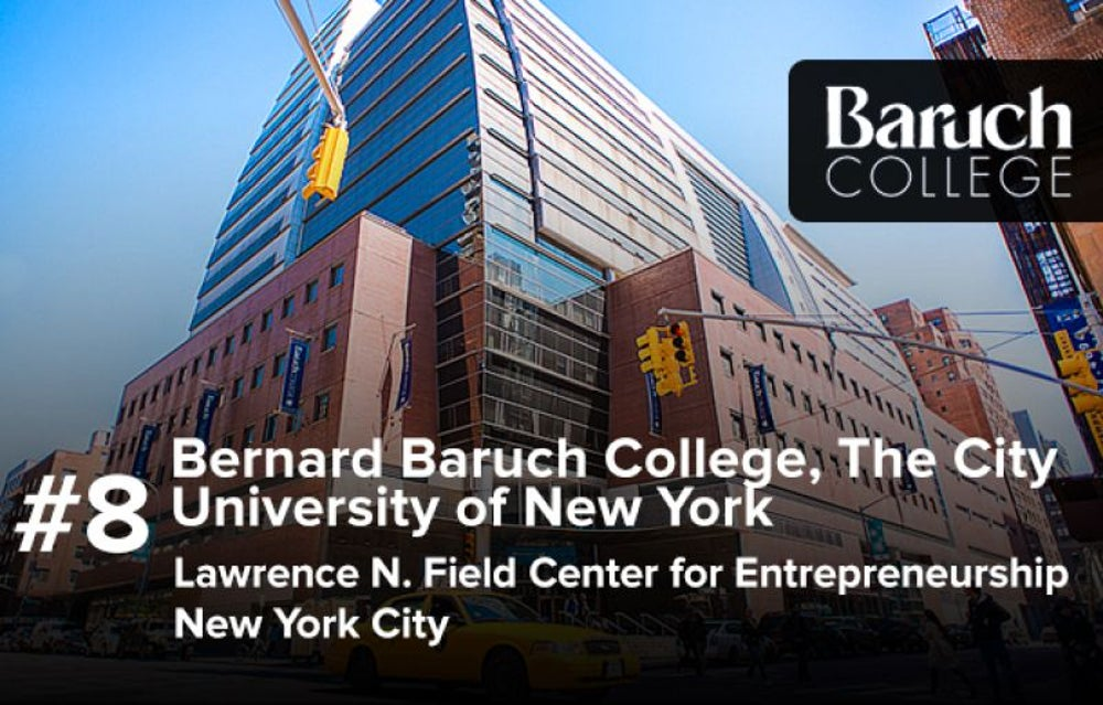 Bernard Baruch College, The City University of New York
