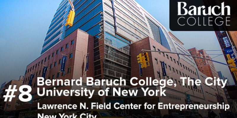 Bernard Baruch College, The City University of New York