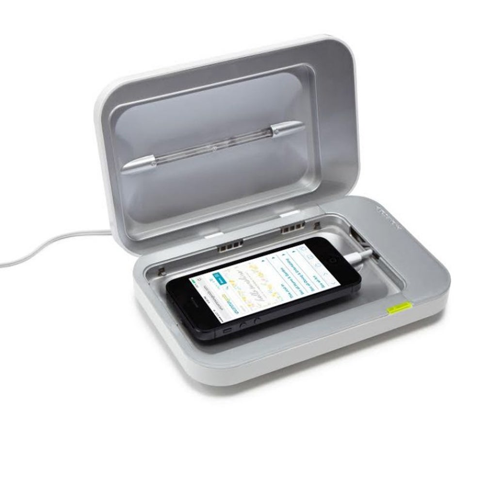 PhoneSoap smartphone UV sanitizer