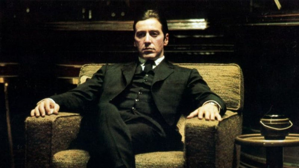 2. The Godfather Part II