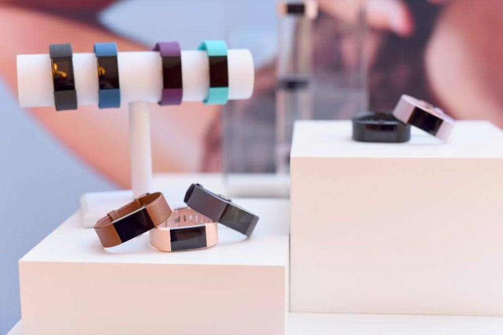 Fitness wearables
