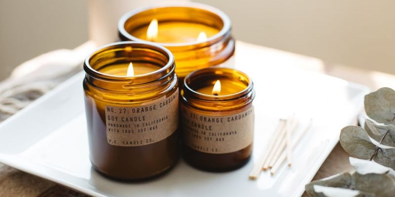 PF Candle Co. Aromatherapy Candle