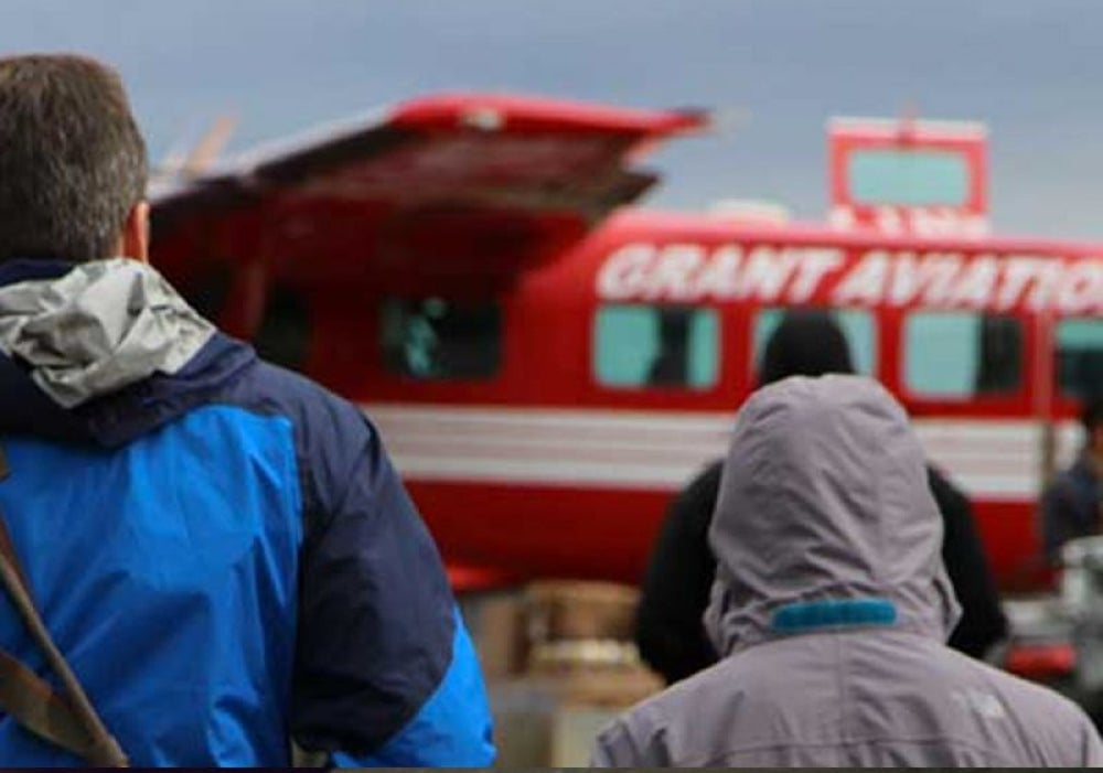 Most Reliable U.S. Airline: Grant Aviation Inc.