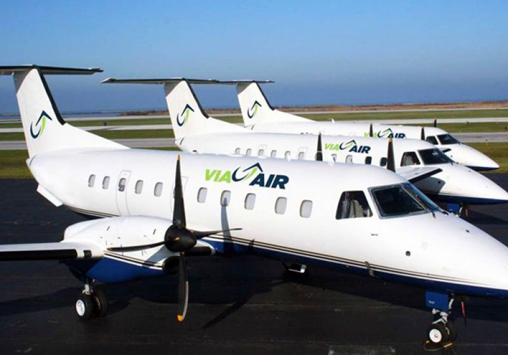 Least Reliable U.S. Airline: ViaAir