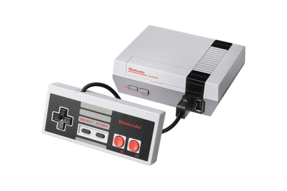 Nintendo Classic console