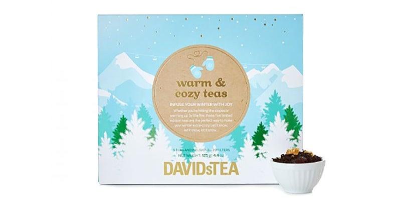 DAVIDs TEA's teas