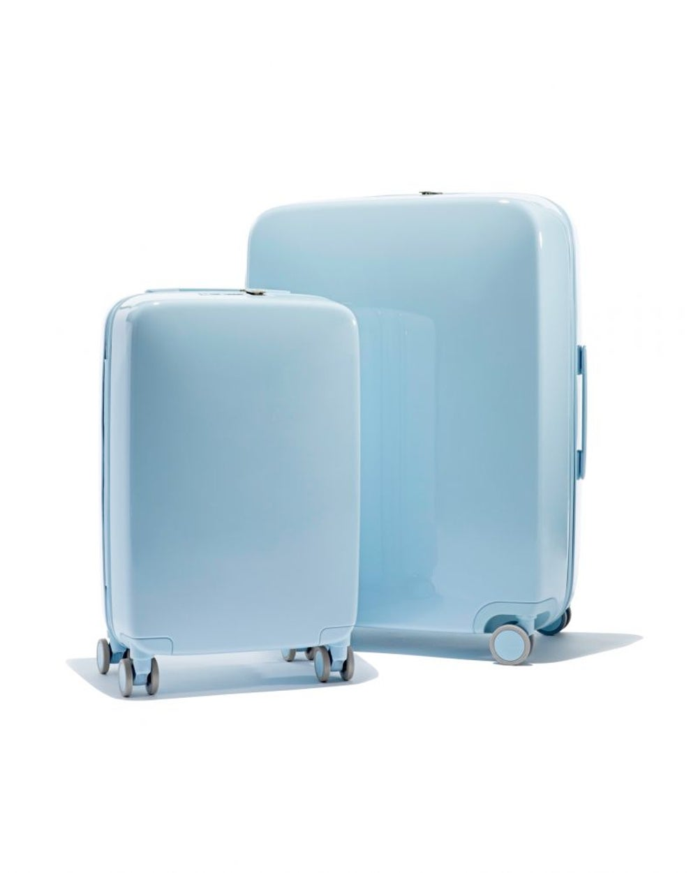 Raden's high-tech luggage