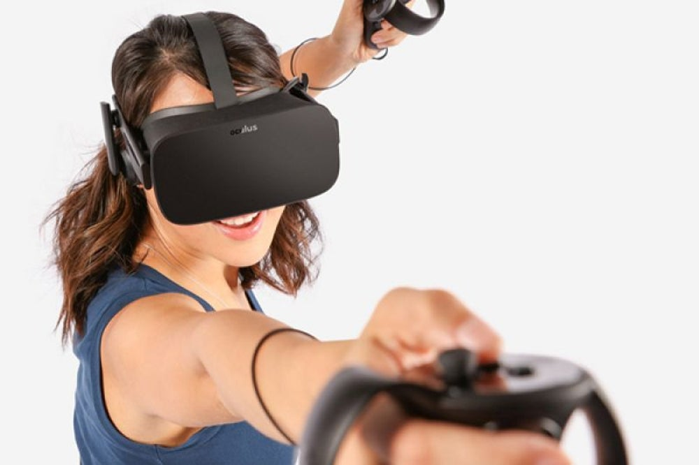 Oculus' far-out Rift and Touch gear