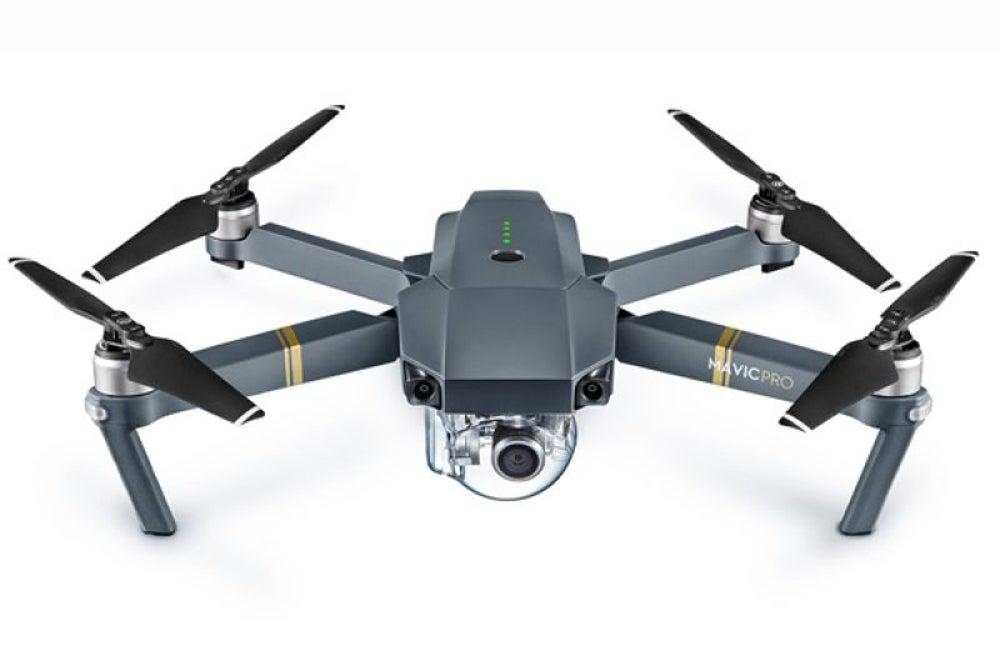 Mavic Pro's cool drone
