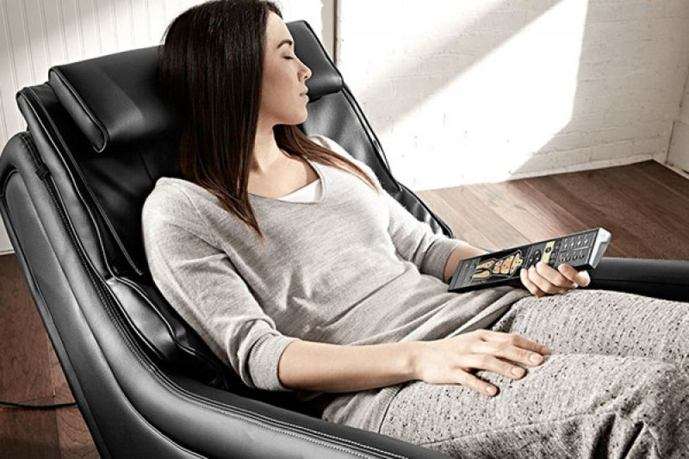 Human Touch's high-end massage chair