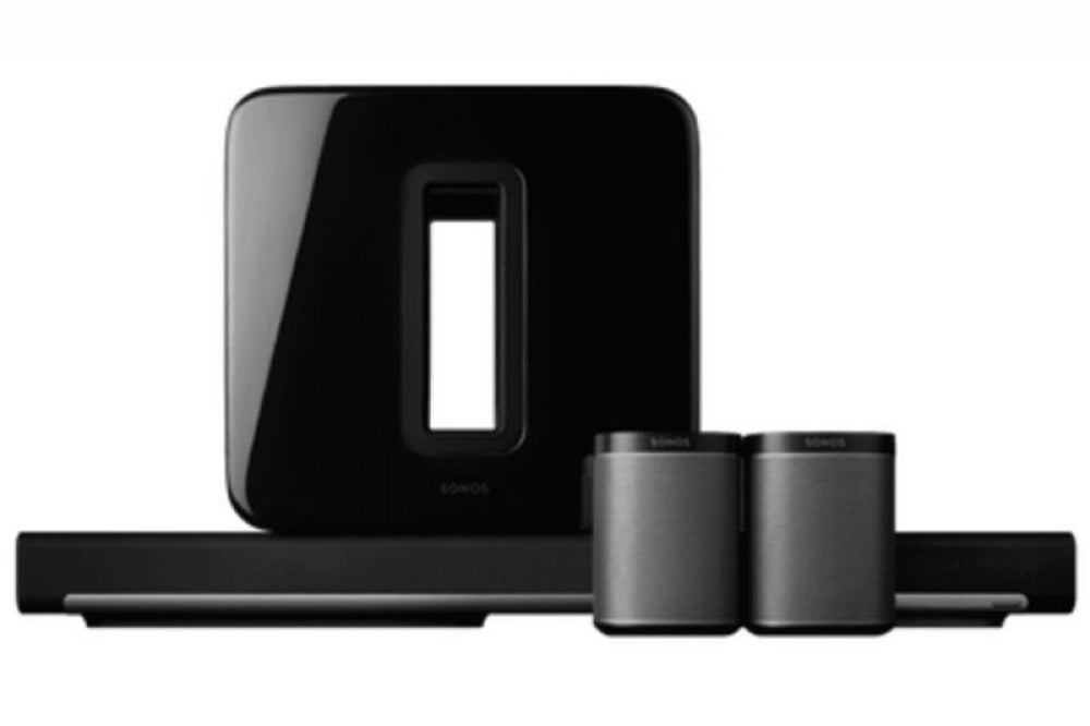 Sonos' divine surround sound package