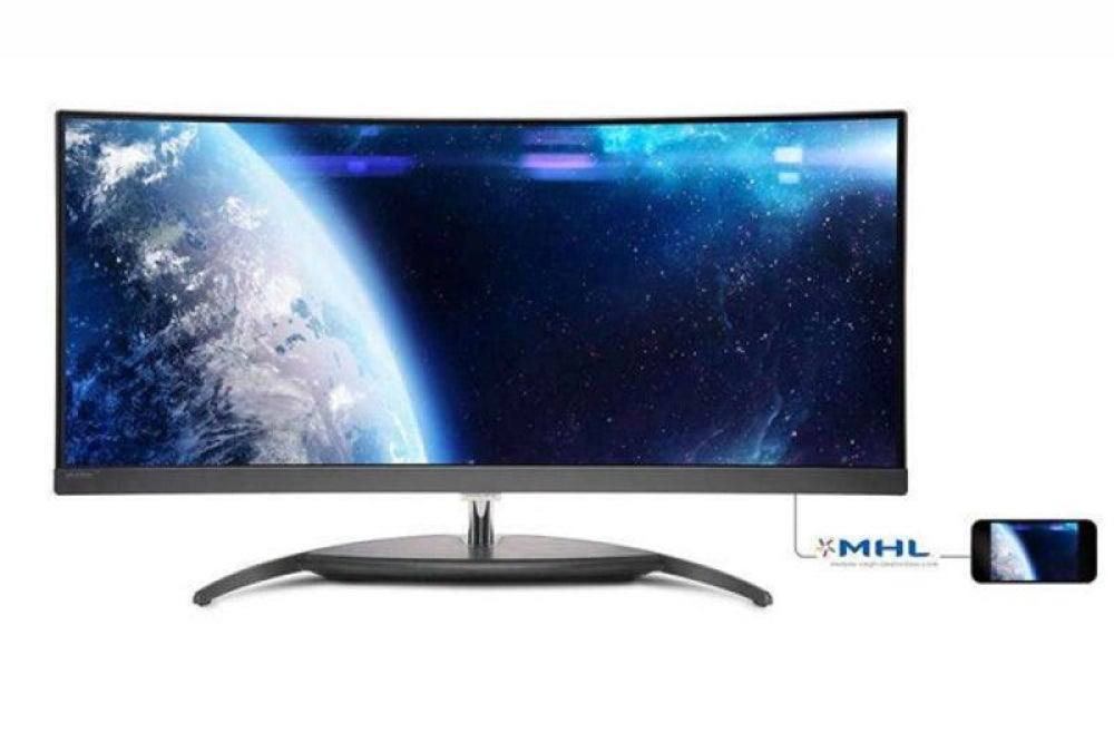 Philips Brilliance Curved UltraWide