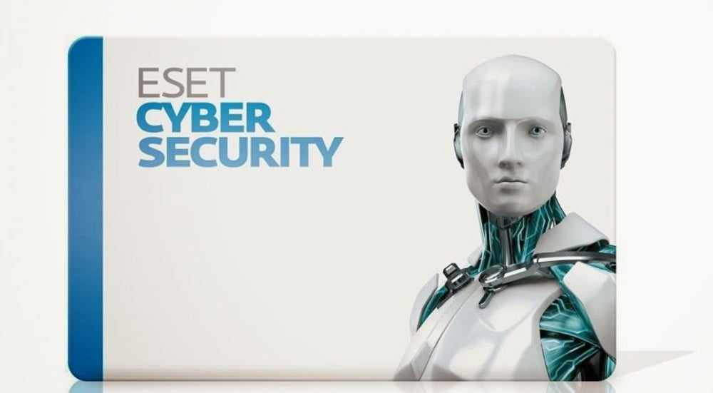50% off ESET cyber security for Mac systems