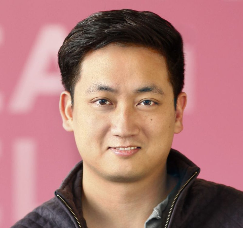Tim Chen, co-founder and CEO of Nerdwallet