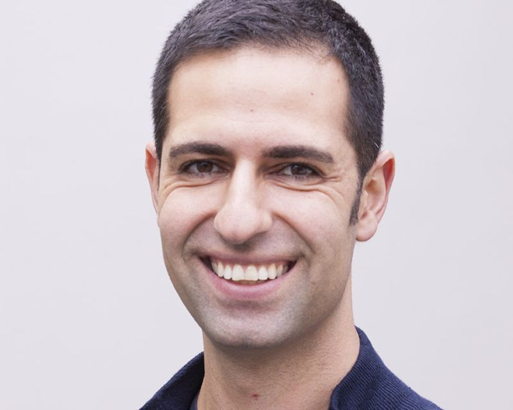 Adam Foroughi, co-founder and CEO of AppLovin