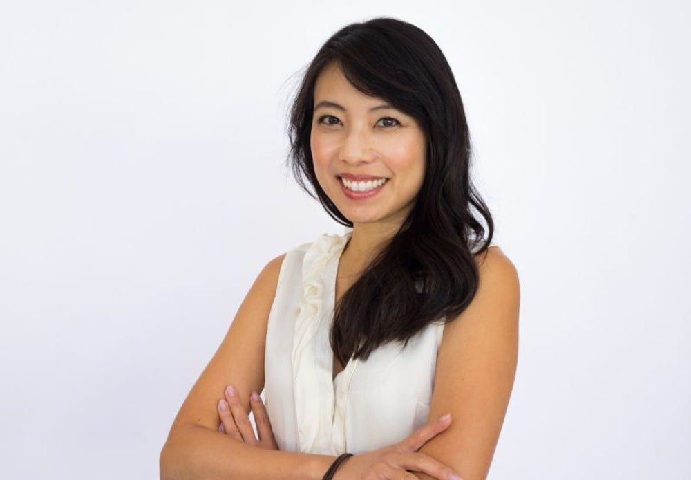 Jacqueline Yuen, co-founder and SVP of marketing of Joy