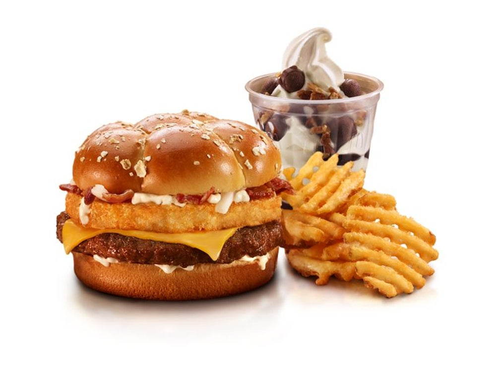 Potato Rosti Burger, McDonald's, Canada