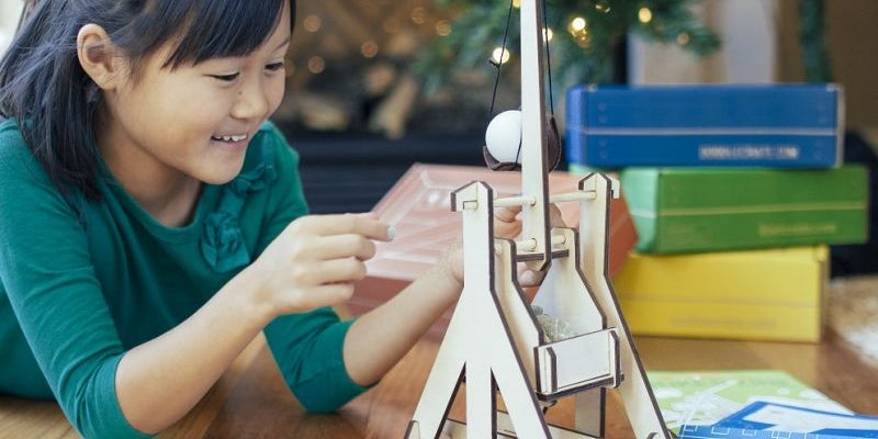For the tweens: Toys for STEM.
