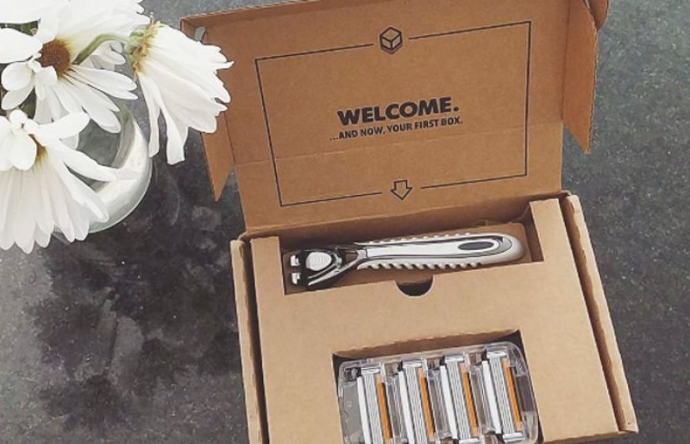 Dollar Shave Club is valued at $1 billion.