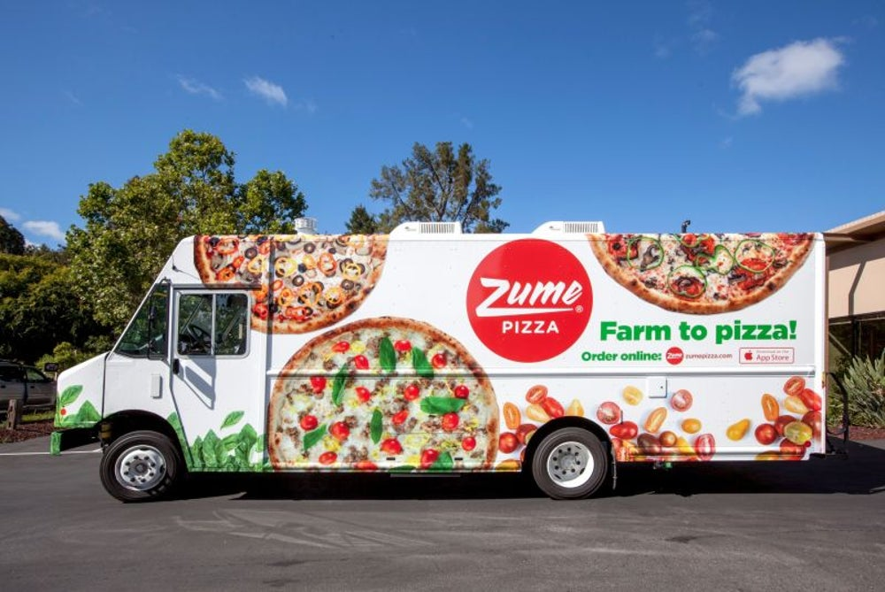 For pizza lovers: A better way to deliver pizza