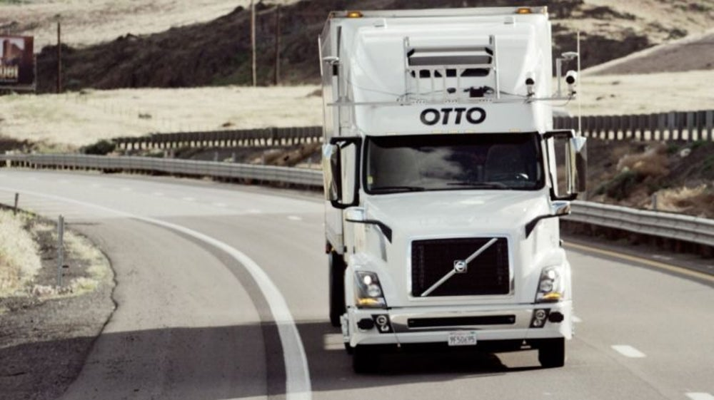 For safety: Autonomous trucking