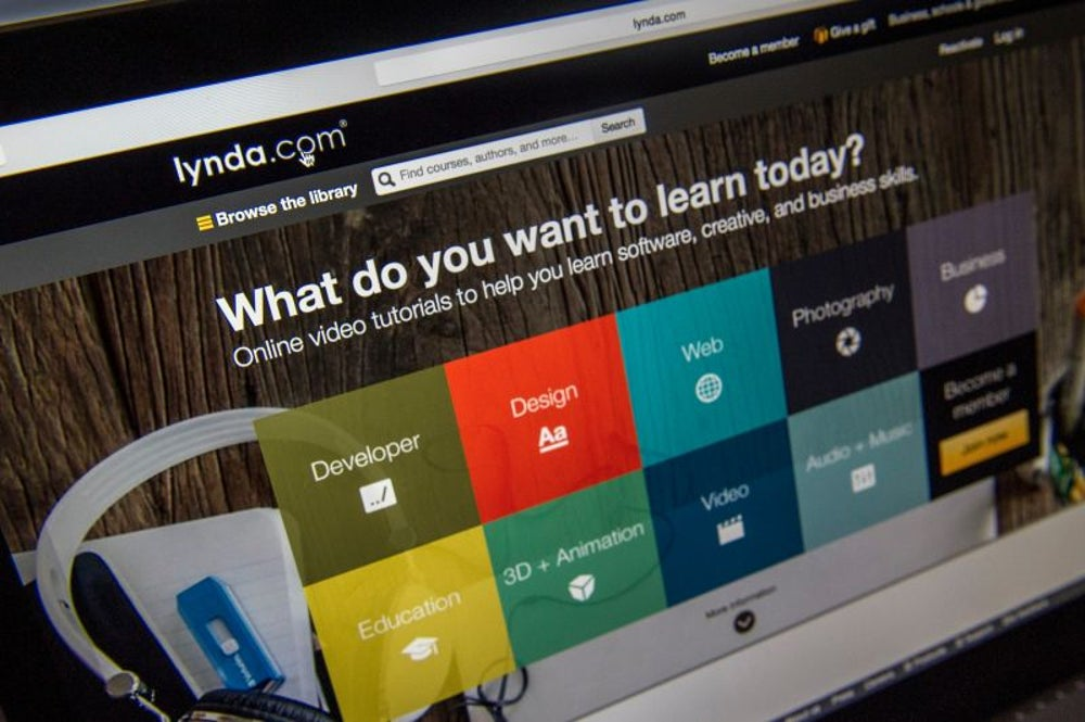 LinkedIn and Lynda.com