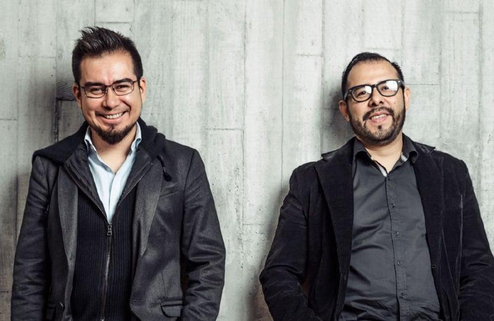 Zeus Portillo y Leonardo Velázquez