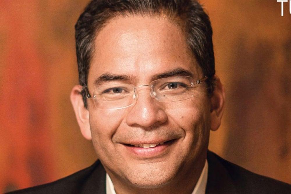 Tonatiuh Salinas Muñoz, director general adjunto de Banca Emprendedora de Nacional Financiera (Nafin)