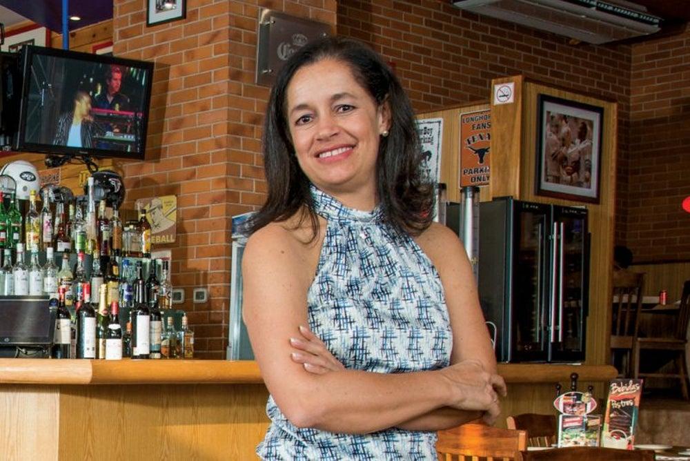Silvia Petrezcano - Texas Ribs