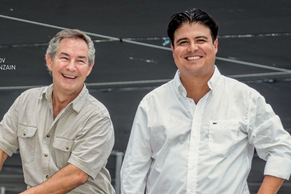 Ricardo Renivoc y Rodrigo Domezan - Amar Hidroponia