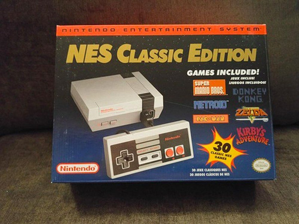 "But he didn't stop there. He also got her a NES Classic Edition. She said, ""I've wanted one of these SO BAD! And NOW I HAVE ONE! BECAUSE BILL GATES!"""