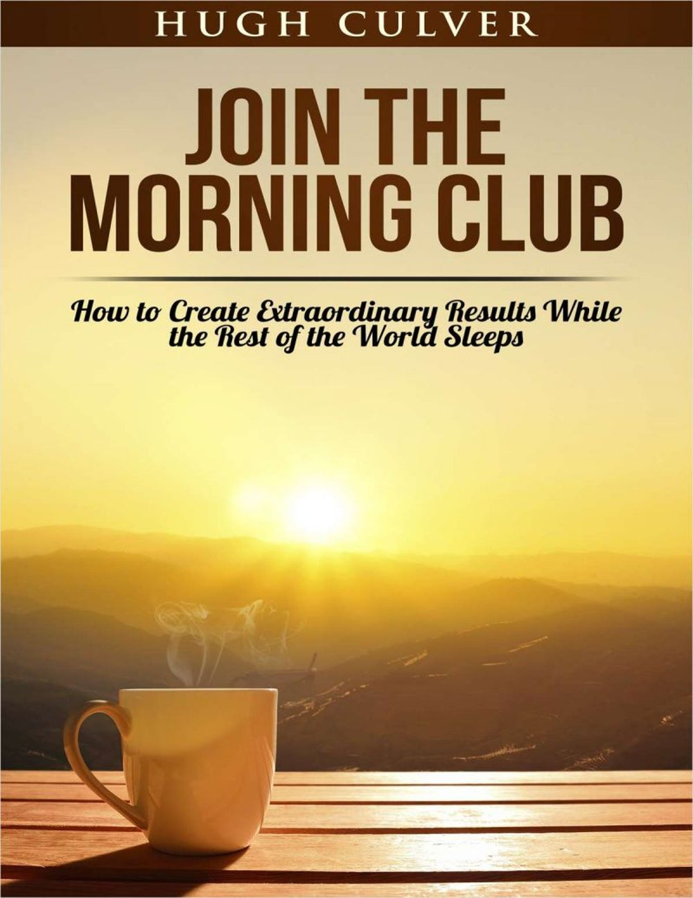 Join the Morning Club