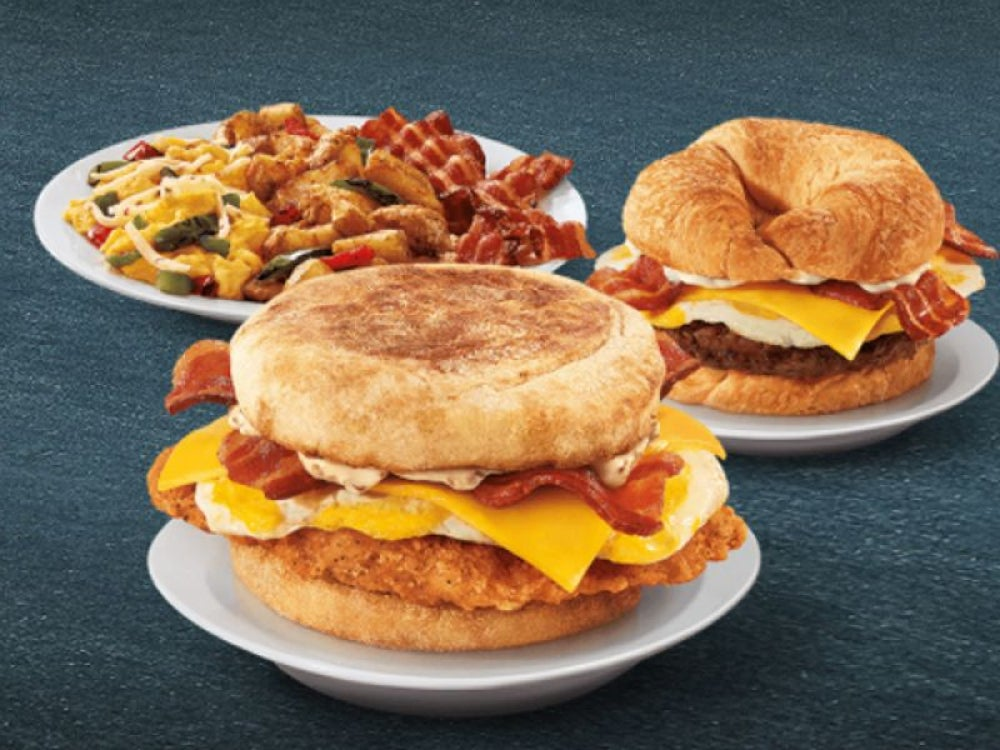 Jack in the Box's Brunchfast