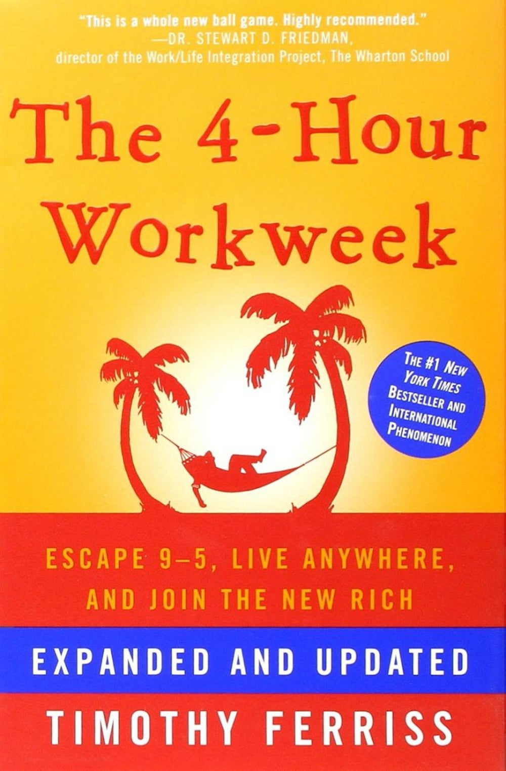 Tim Ferriss's 'The 4-Hour Workweek'