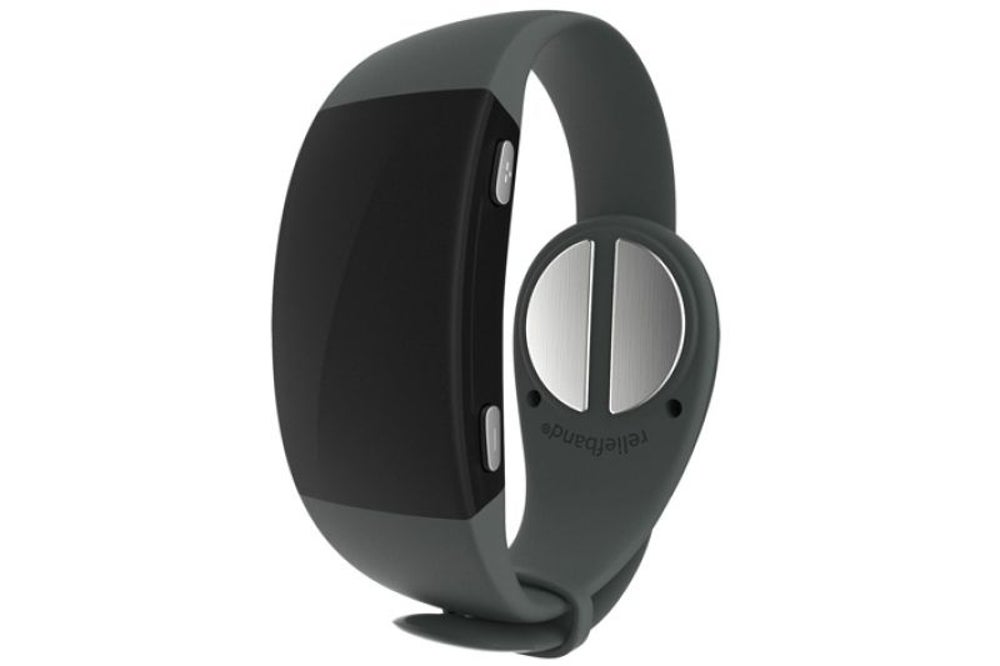 Reliefband Neurowave wearable