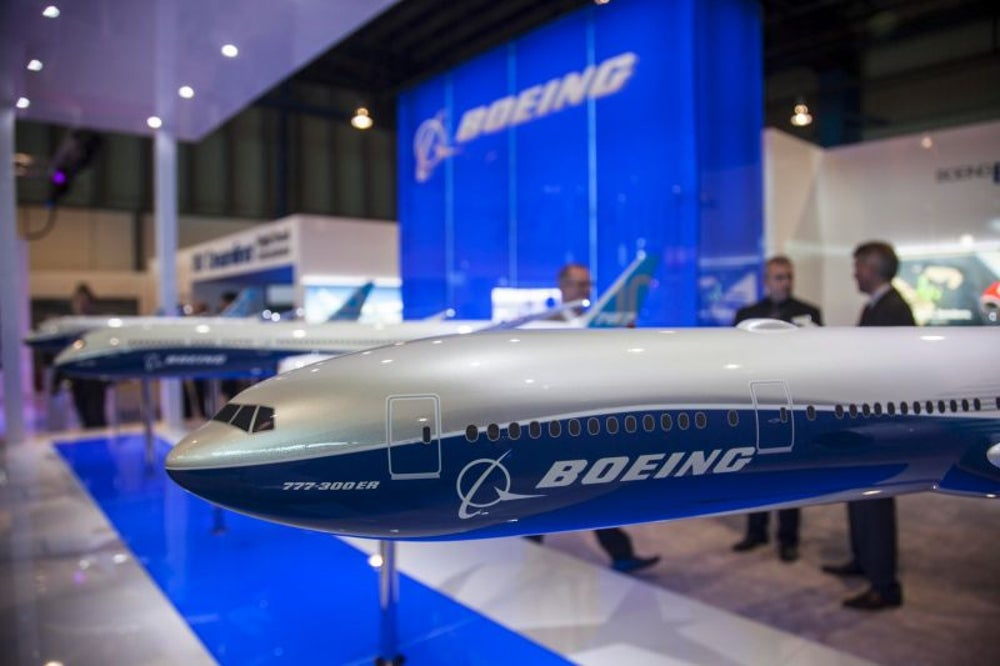 Boeing | Founded: 1916 (101 years old)