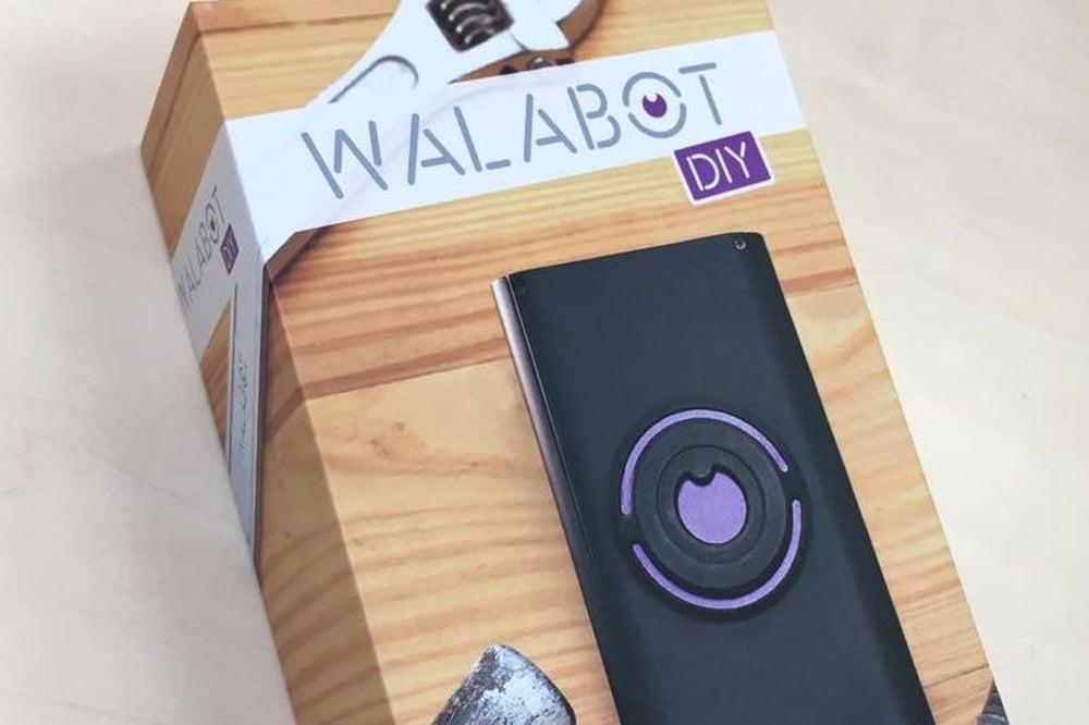 Walabot 3-D sensor