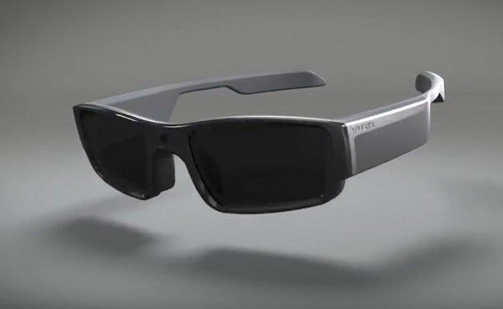 1. Lentes VUZIX BLADE 3000 AR GLASSES